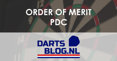 PDC Order of Merit
